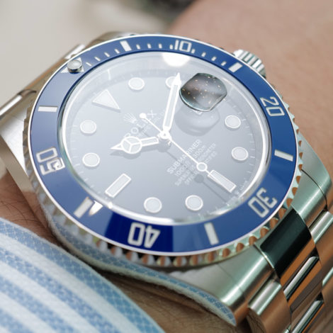 Top Rolex Launches New Oyster Perpetual Submariner Date Ref. 126619LB Replica Watches