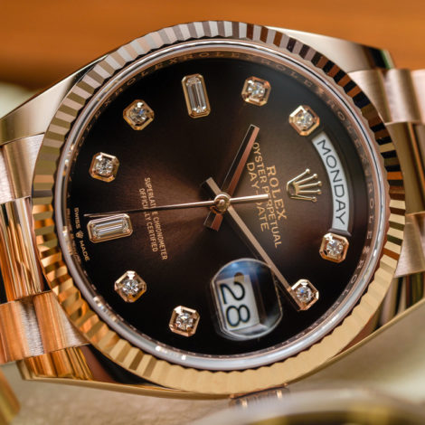 Top Rolex Updated New Day-Date 36 Watches For 2019 Review