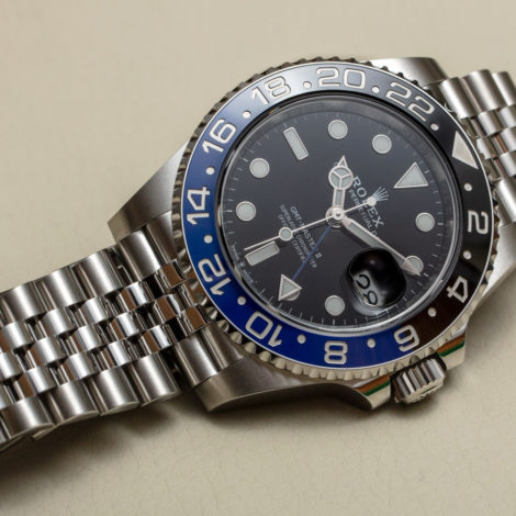 Best Rolex GMT-Master II 126710BLNR Blue/Black Bezel Replica Watch Review